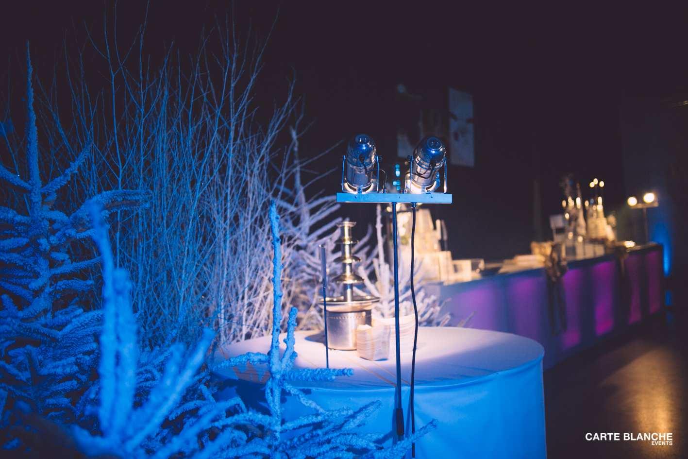 xmas-party-ferrero-2013-décoration-givrée-noël-projet