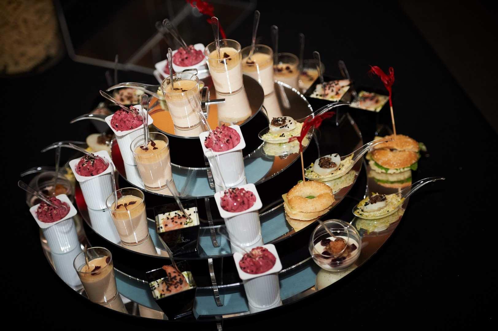 xmas-party-intertrust-2017-buffet-soirée-lux